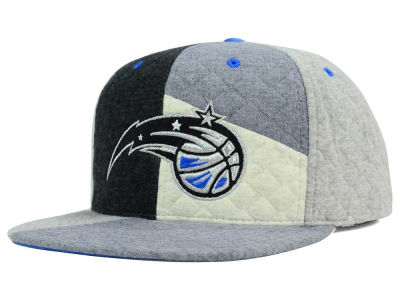 Orlando Magic Mitchell and Ness NBA Fleece Slasher Snapback Cap
