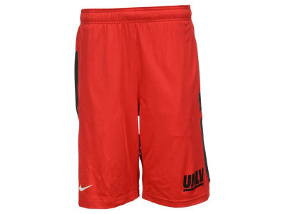 UNLV Runnin Rebels Nike NCAA Men's Varsity Fly Shorts