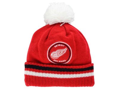 Detroit Red Wings Reebok NHL Big Man Hi Five Knit 2