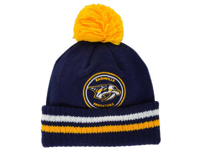 Nashville Predators Reebok NHL Big Man Hi Five Knit 2