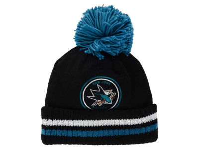 San Jose Sharks Reebok NHL Big Man Hi Five Knit 2