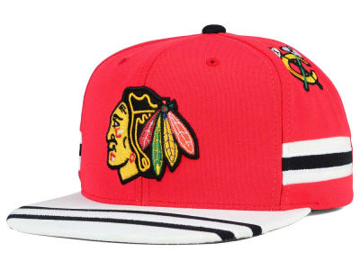 Chicago Blackhawks Reebok NHL Team Jersey Snapback Cap