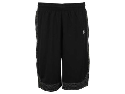Louisville Cardinals adidas NCAA Men's Iced Out Replica Basketball Shorts