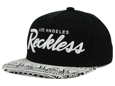 Young And Reckless OG Reckless Snapback Hat