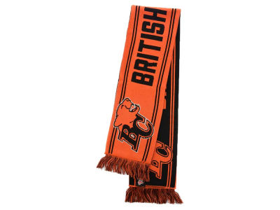 BC Lions CFL Goaline Scarf