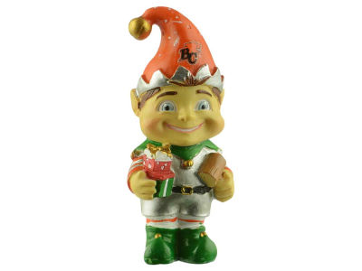 BC Lions Resin Elf Ornament