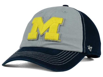 Michigan Wolverines '47 NCAA McGraw '47 CLEAN UP Cap