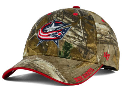 Columbus Blue Jackets '47 NHL Real Tree Frost Cap
