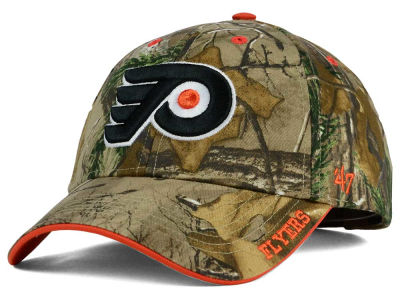 Philadelphia Flyers '47 NHL Real Tree Frost Cap