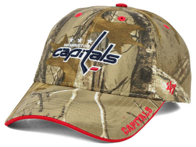 Washington Capitals '47 NHL Real Tree Frost Cap