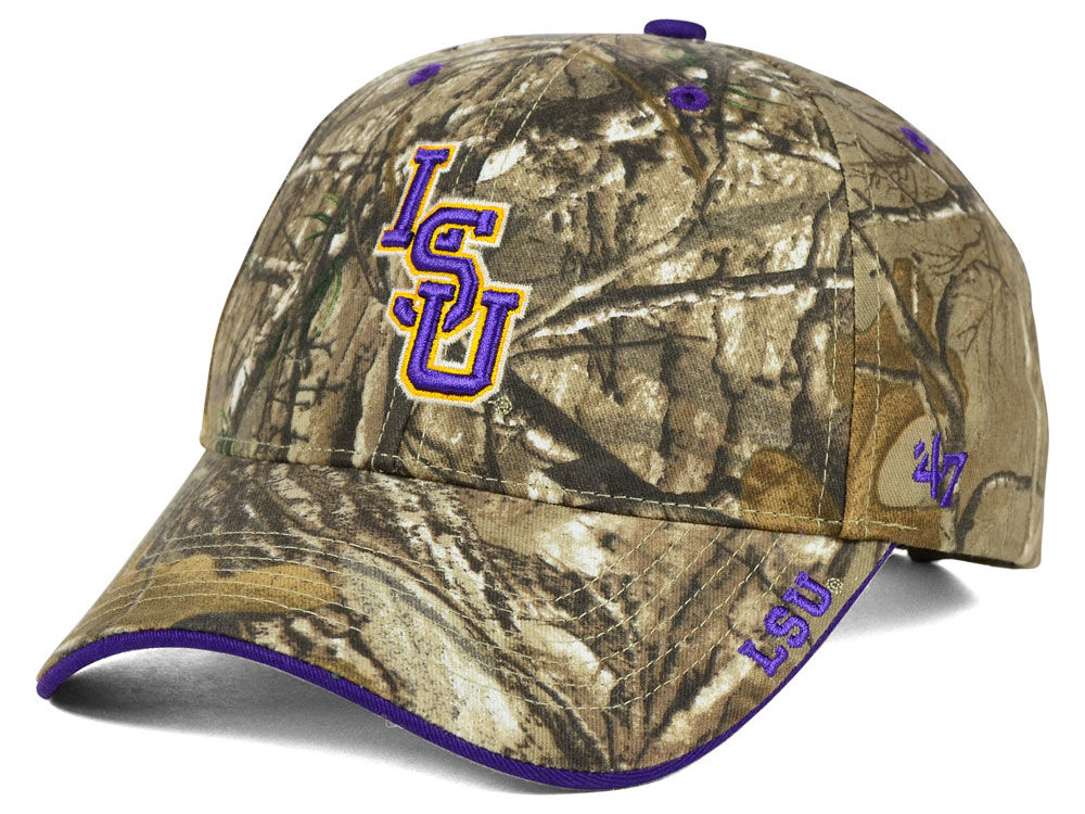 new york f8ef8 1ef5a ... norway lsu tigers 47 ncaa realtree frost 47 mvp cap 0fe6a b71ee