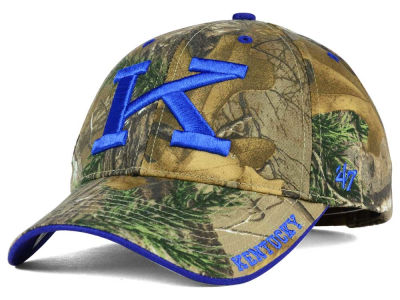 Kentucky Wildcats '47 NCAA Realtree Frost '47 MVP Cap
