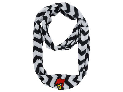 Louisville Cardinals Knit Infinity Scarf