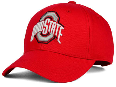 Ohio State Buckeyes J America NCAA Youth Signal Adjustable Hat