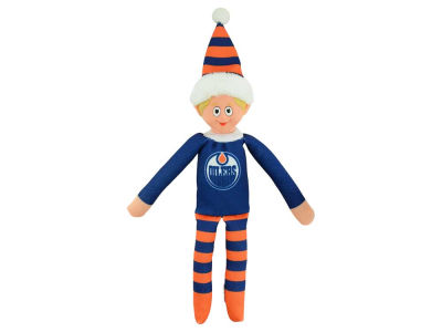 Edmonton Oilers Fan In the Stands