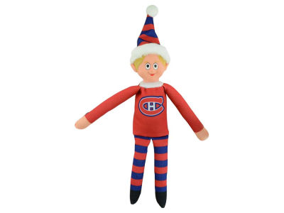 Montreal Canadiens Fan In the Stands