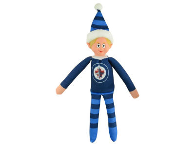 Winnipeg Jets Fan In the Stands