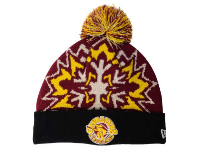 Cleveland Cavaliers New Era NBA HWC Glowflake 2.0 Knit