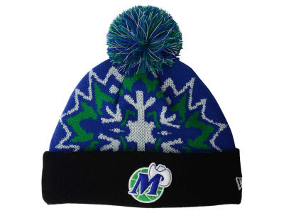 Dallas Mavericks New Era NBA HWC Glowflake 2.0 Knit