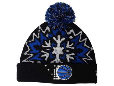 Orlando Magic New Era NBA HWC Glowflake 2.0 Knit
