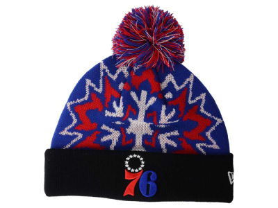 Philadelphia 76ers New Era NBA HWC Glowflake 2.0 Knit