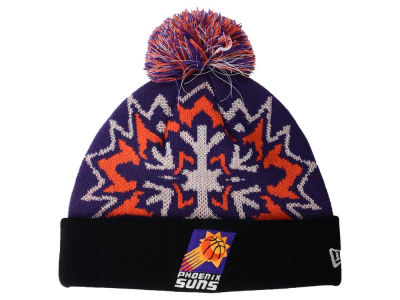 Phoenix Suns New Era NBA HWC Glowflake 2.0 Knit