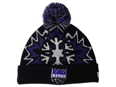 Sacramento Kings New Era NBA HWC Glowflake 2.0 Knit