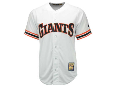 San Francisco Giants MLB Men's Cooperstown Blank Replica CB Jersey