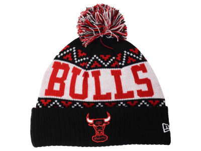 Chicago Bulls New Era NBA HWC Biggest Ugly Knit