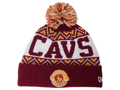 Cleveland Cavaliers New Era NBA HWC Biggest Ugly Knit