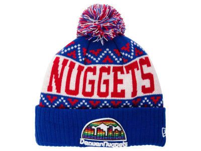 Denver Nuggets New Era NBA HWC Biggest Ugly Knit