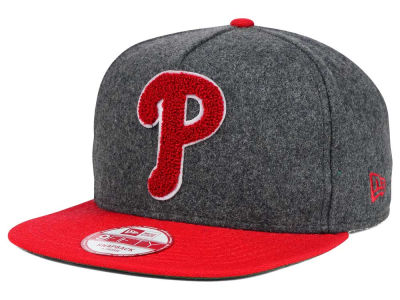 Philadelphia Phillies New Era MLB Chenille 9FIFTY Snapback Cap