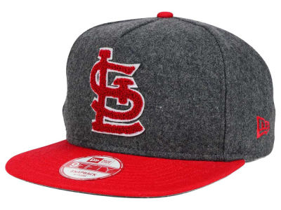 St. Louis Cardinals New Era MLB Chenille 9FIFTY Snapback Cap