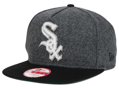 Chicago White Sox New Era MLB Chenille 9FIFTY Snapback Cap