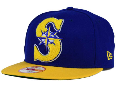 Seattle Mariners New Era MLB Seattle Pack Series 9FIFTY Snapback Cap