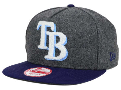 Tampa Bay Rays New Era MLB Chenille 9FIFTY Snapback Cap