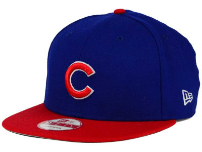 Chicago Cubs New Era MLB Chicago Pack Series 9FIFTY Snapback Cap