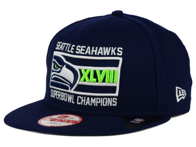 Seattle Seahawks New Era NFL Seattle Pack Series 9FIFTY Snapback Cap