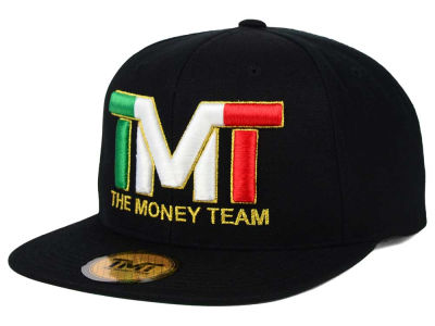 The Money Team TMT and Still Mexico Snapback Hat