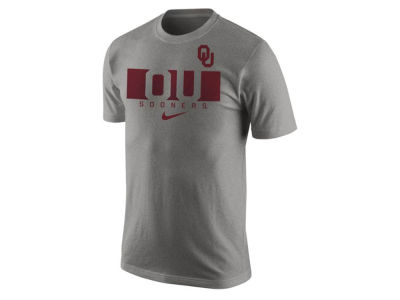 Oklahoma Sooners Nike NCAA Men's Week Zero Legend T-Shirt