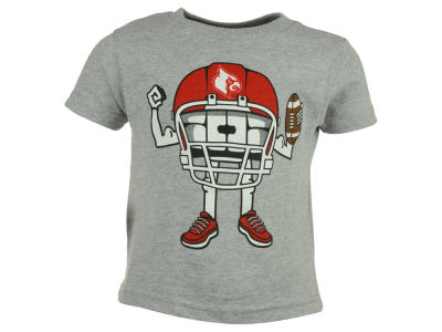 Louisville Cardinals NCAA 2 for $25  NCAA Toddler Football Helmet Head T-Shirt