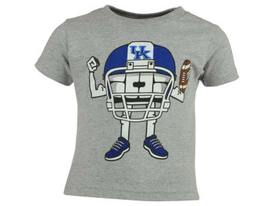 Kentucky Wildcats NCAA 2 for $28 NCAA Kids Football Helmet Head T-Shirt
