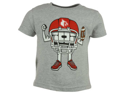 Louisville Cardinals NCAA 2 for $25  NCAA Kids Football Helmet Head T-Shirt