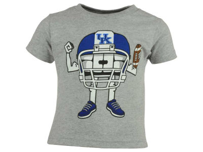 Kentucky Wildcats NCAA Youth Football Helmet Head T-Shirt