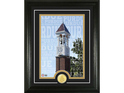 Purdue Boilermakers Campus Traditions Photo Mint