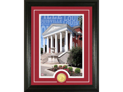 Louisville Cardinals Campus Traditions Photo Mint
