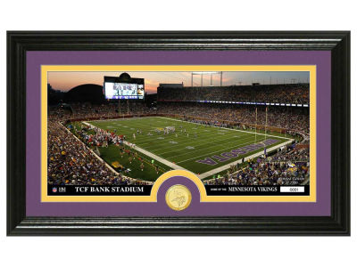 Minnesota Vikings Stadium Pano Photo Mint