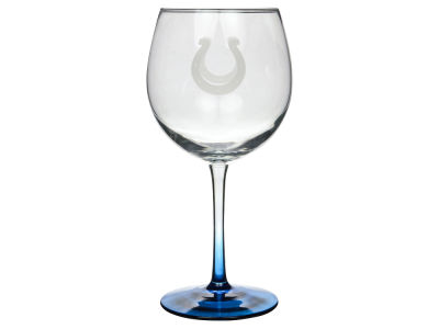 Indianapolis Colts 20oz Balloon Wine Glass