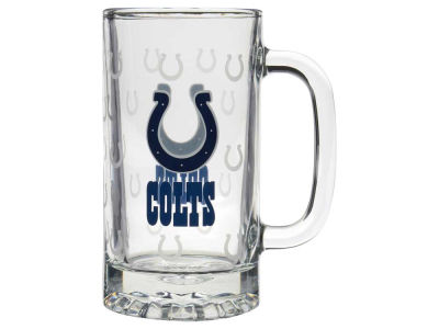 Indianapolis Colts 16oz Satin Etch Tankard