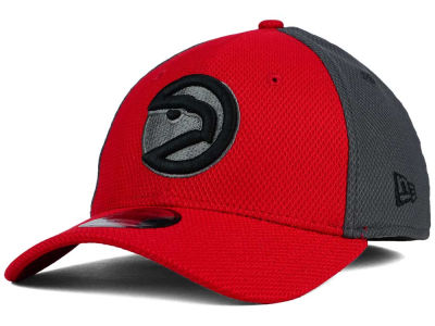 Atlanta Hawks New Era NBA HWC Graphite Team Color 39THIRTY Cap